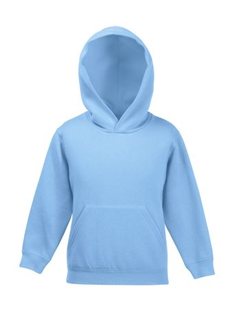Fruit of the Loom: Kids` Hooded Sweat 62-043-0 – Bild 9