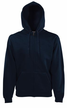 Fruit of the Loom: Hooded Sweat Jacket 62-062-0 – Bild 7