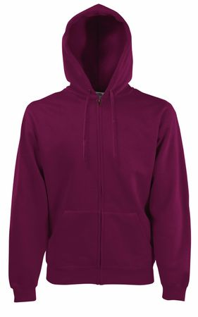 Fruit of the Loom: Hooded Sweat Jacket 62-062-0 – Bild 11