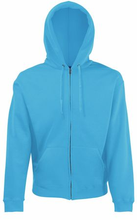 Fruit of the Loom: Hooded Sweat Jacket 62-062-0 – Bild 9