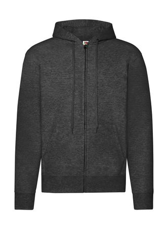 Fruit of the Loom: Hooded Sweat Jacket 62-062-0 – Bild 13