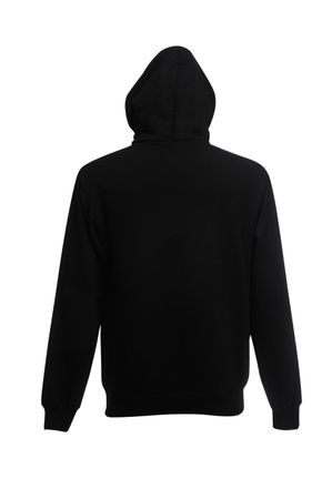 Fruit of the Loom: Kids Hooded Zip Sweat 62-035-0 – Bild 3