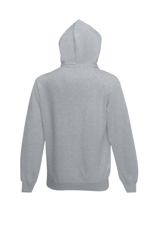 Fruit of the Loom: Kids Hooded Zip Sweat 62-035-0 – Bild 5