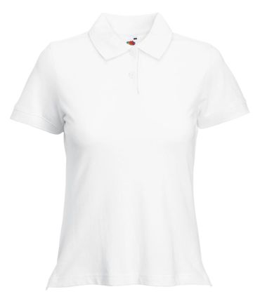 Fruit of the Loom: Lady-Fit Polo 63-560-0 – Bild 2