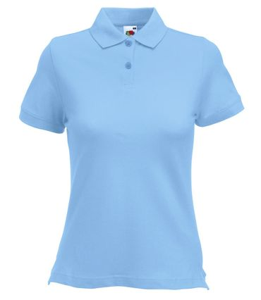 Fruit of the Loom: Lady-Fit Polo 63-560-0 – Bild 5