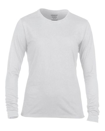 Gildan: Performance Ladies` LS T-Shirt 42400L – Bild 2