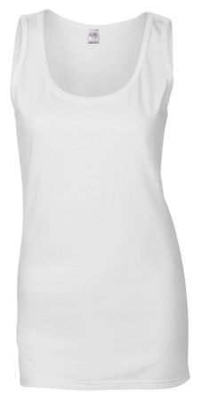 Gildan: Ladies` Softstyle Tank Top 64200L – Bild 2