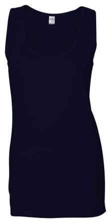Gildan: Ladies` Softstyle Tank Top 64200L – Bild 5