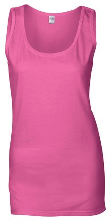 Gildan: Ladies` Softstyle Tank Top 64200L – Bild 7