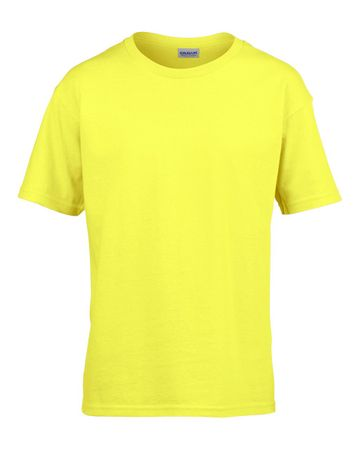 Gildan: Softstyle Youth T-Shirt 64000B – Bild 21