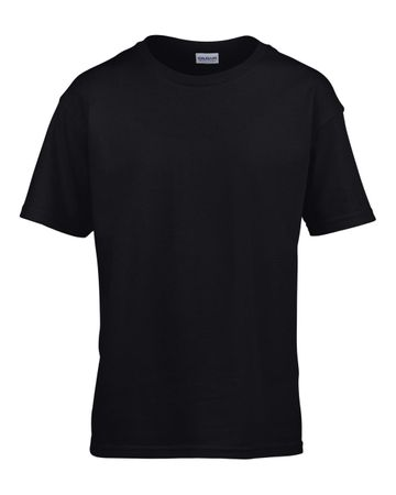 Gildan: Softstyle Youth T-Shirt 64000B – Bild 3