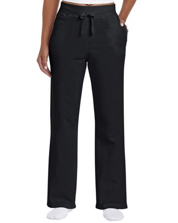 Gildan: Ladies` Heavy Open Sweatpant 18400FL – Bild 2