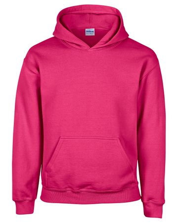 Gildan: Blend Youth Hooded Sweatshirt 18500B – Bild 11