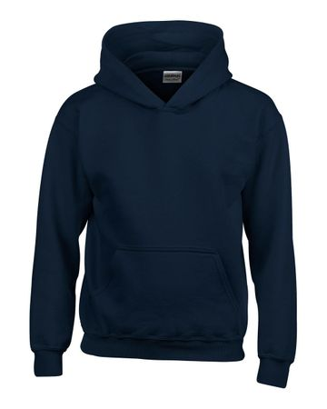 Gildan: Blend Youth Hooded Sweatshirt 18500B – Bild 7