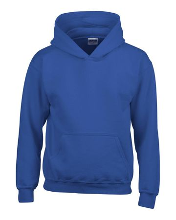 Gildan: Blend Youth Hooded Sweatshirt 18500B – Bild 8