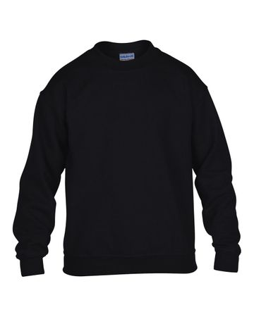 Gildan: Kids` Blend Crew Neck Sweat 18000B – Bild 3