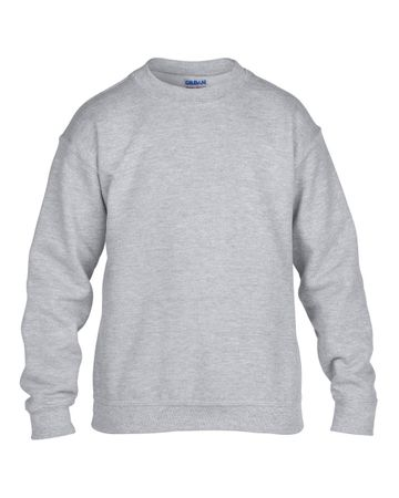 Gildan: Kids` Blend Crew Neck Sweat 18000B – Bild 4