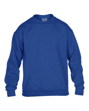 Gildan: Kids` Blend Crew Neck Sweat 18000B – Bild 8