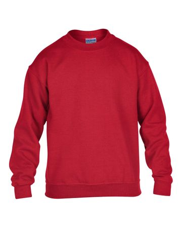Gildan: Kids` Blend Crew Neck Sweat 18000B – Bild 9