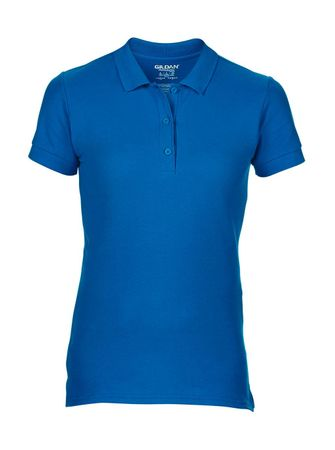 Gildan: Premium Cotton Ladies` Double Piqué Polo 85800L – Bild 8