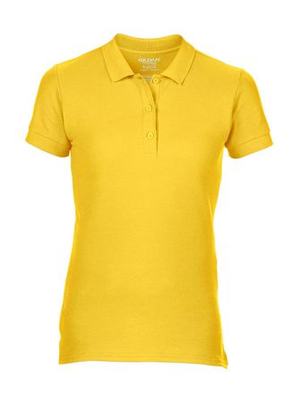 Gildan: Premium Cotton Ladies` Double Piqué Polo 85800L – Bild 14