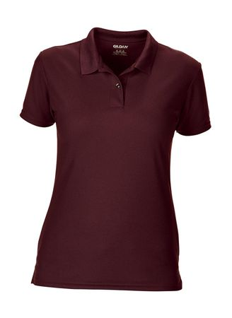 Gildan: Performance Ladies` Double Piqué Polo 43800L – Bild 9