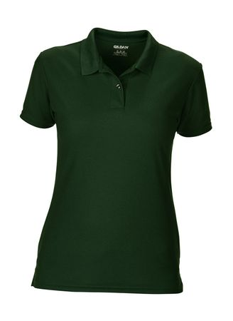 Gildan: Performance Ladies` Double Piqué Polo 43800L – Bild 10