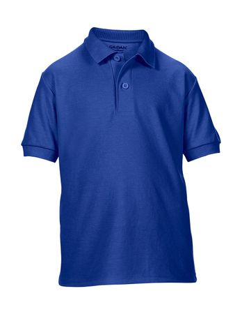 Gildan: DryBlend Youth Double Piqué Polo 72800B – Bild 8