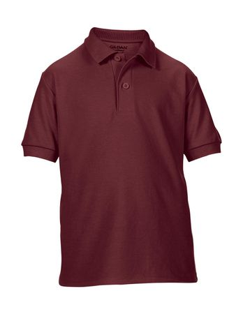 Gildan: DryBlend Youth Double Piqué Polo 72800B – Bild 12