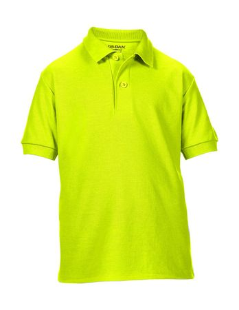 Gildan: DryBlend Youth Double Piqué Polo 72800B – Bild 13