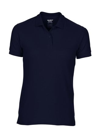 Gildan: DryBlend Ladies` Double Piqué Polo 75800L – Bild 7