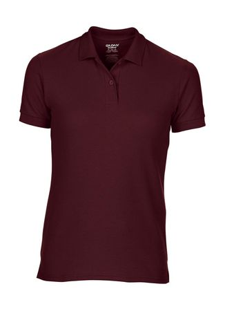 Gildan: DryBlend Ladies` Double Piqué Polo 75800L – Bild 14