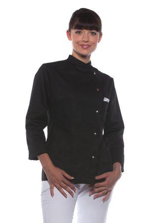 Karlowsky: Ladies Chef Jacket Larissa JF 3 – Bild 4