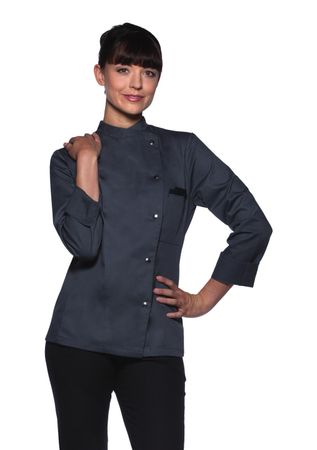 Karlowsky: Ladies Chef Jacket Larissa JF 3 – Bild 1