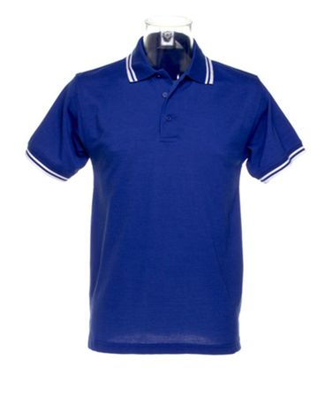 Kustom Kit: Tipped Collar Poloshirt KK409 – Bild 9