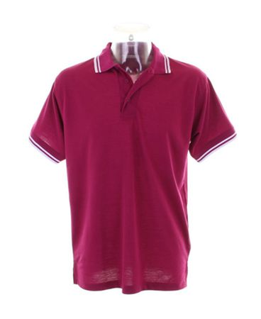 Kustom Kit: Tipped Collar Poloshirt KK409 – Bild 12