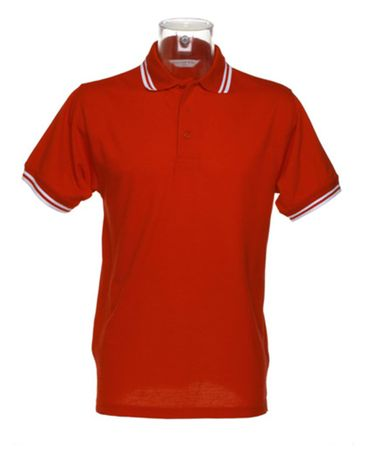 Kustom Kit: Tipped Collar Poloshirt KK409 – Bild 11