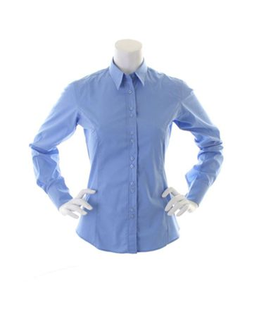 Kustom Kit: Ladies` City Business Shirt LS KK388 – Bild 4