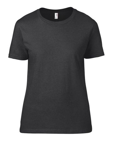 Anvil: Women`s Fashion Basic Tee 880 – Bild 5