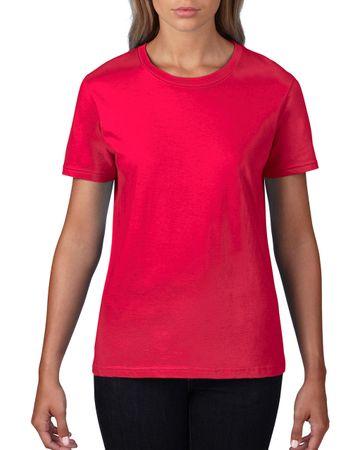 Anvil: Women`s Fashion Basic Tee 880 – Bild 16