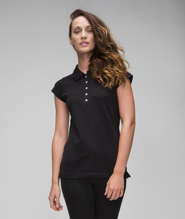 Mantis: Ladies` Superstar Polo Shirt M79 – Bild 1